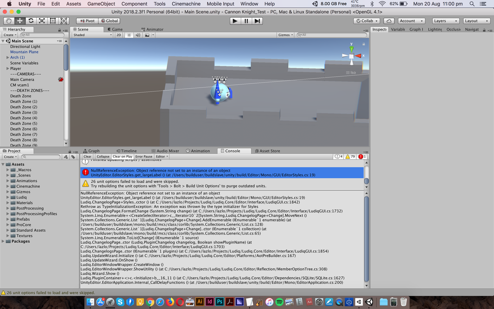 Correct procedure for updating both Unity and Bolt on a